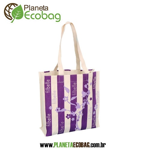 Ecobag com lateral